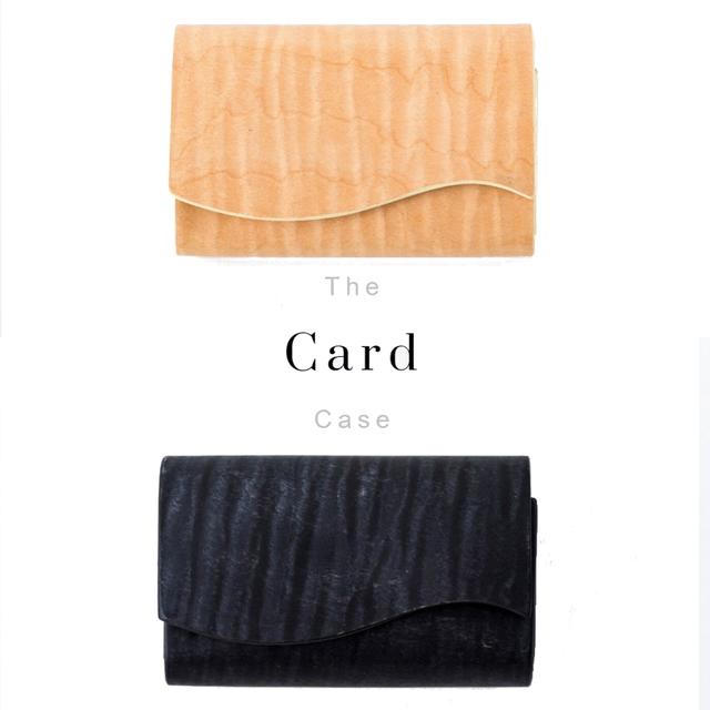 [SCIVA] 天然木 The Card Case