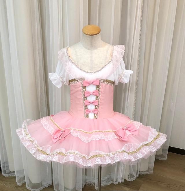 【受注生産】バレエ衣装 SE254_PI