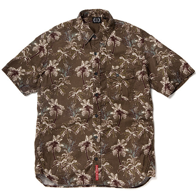 S/S ALOHA SHIRTS : NARROW