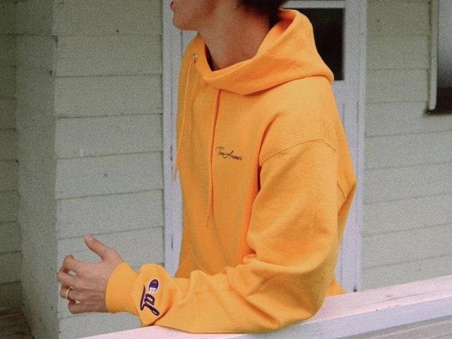 "【11/20 21:00 発売開始】""CAL "" Champion Foodie (yellow)"