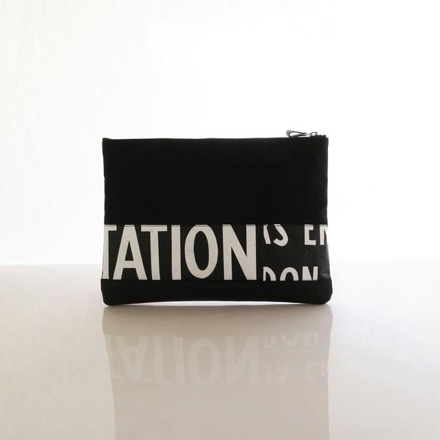 Clutch Bag / Black  CLB-0009