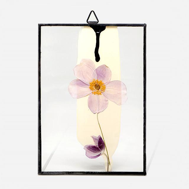 Botanical Frame S025(A_Black)