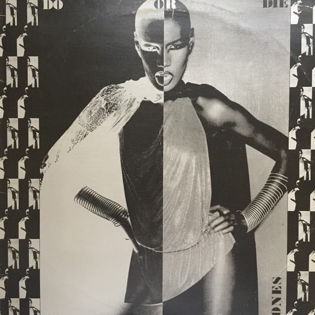 Grace Jones ‎– Do Or Die