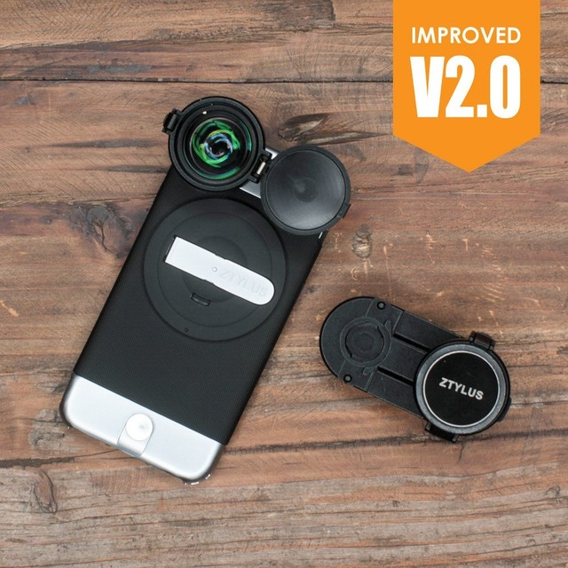 【FOR IPHONE 6 PLUS / 6S PLUS】Z-PRIME LENS KIT V2.0