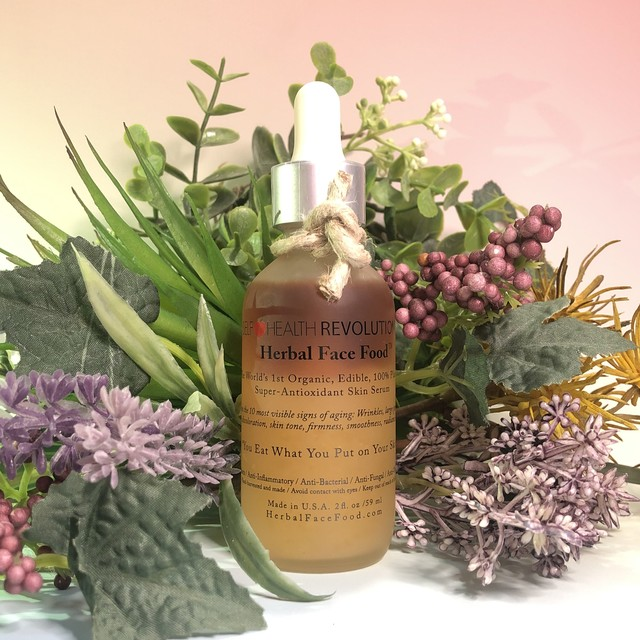 (Due date 9/25〆切)【2021年10月お届け分】ハーバルフェイスフード / 【Deliver in 2021/10】Herbal Face Food 59ml