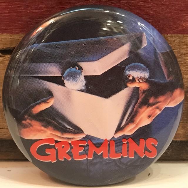 1984年製 グレムリン 缶バッジ トミー 日本製 未使用品