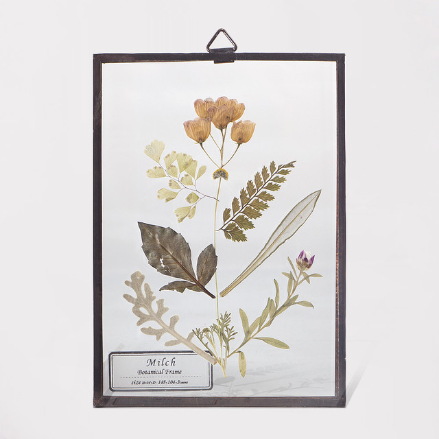 Botanical Frame S032 - Copper