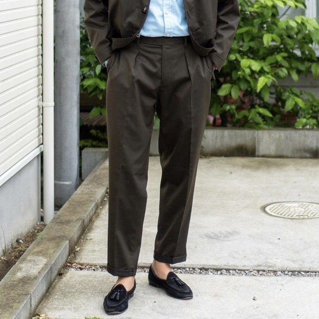 COLONY CLOTHING / PERENNIAL TROUSERS / CC20-PT10(SALE)