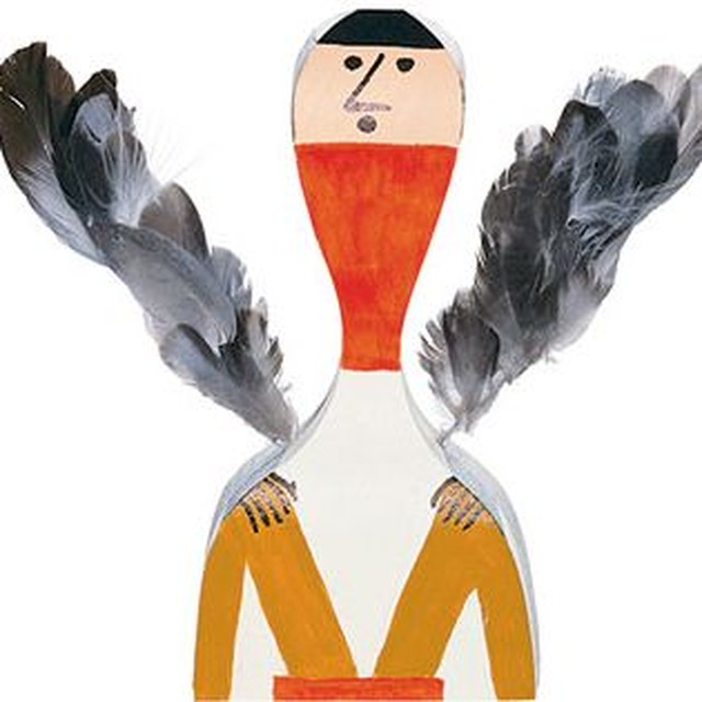 Vitra Wooden Dolls ヴィトラ ウッデンドール No.10