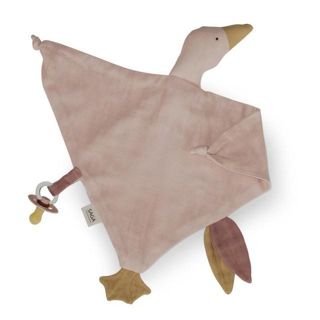 SAGA Copenhagen /Cuddle Goose - GOTS - Misty Rose