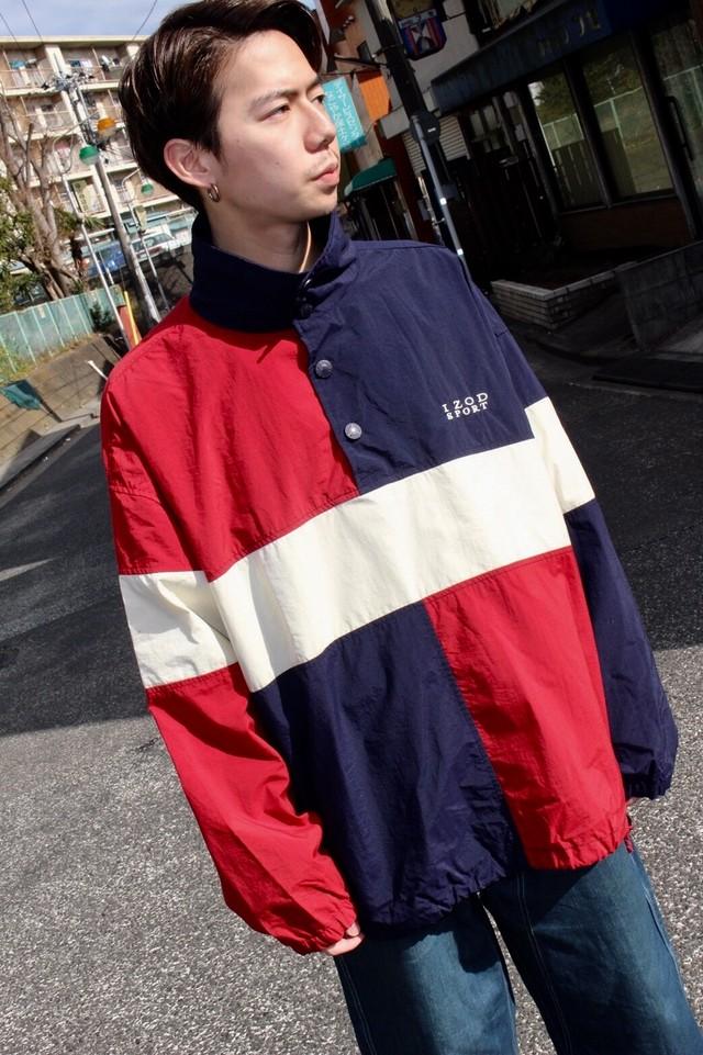 Pattern Design Nylon Pullover