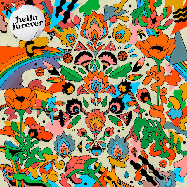 Hello Forever / Whatever It Is(Ltd Blue and White LP with 7inch)