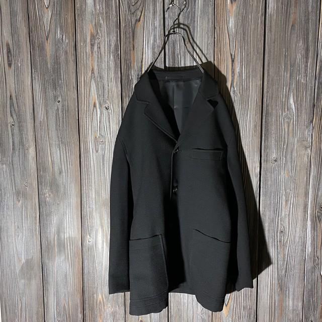 [PaulSmith]mode black jacket coat