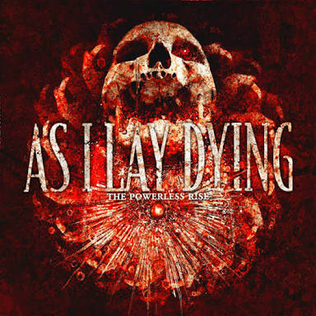 【USED】AS I LAY DYING / THE POWERLESS RISE