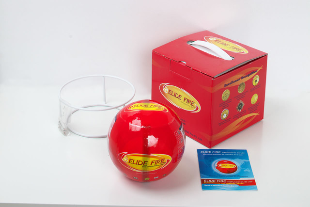 初期消火救命ボール・ミニ【2個セット】※着払品※