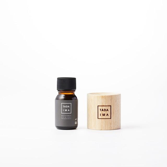 TADAIMA 02 & aroma dish SET【アロマオイル10ml】