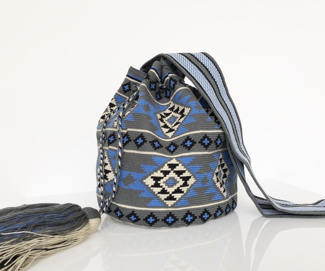 ワユーバッグ (Wayuu bag) Exclusive Line Lサイズ