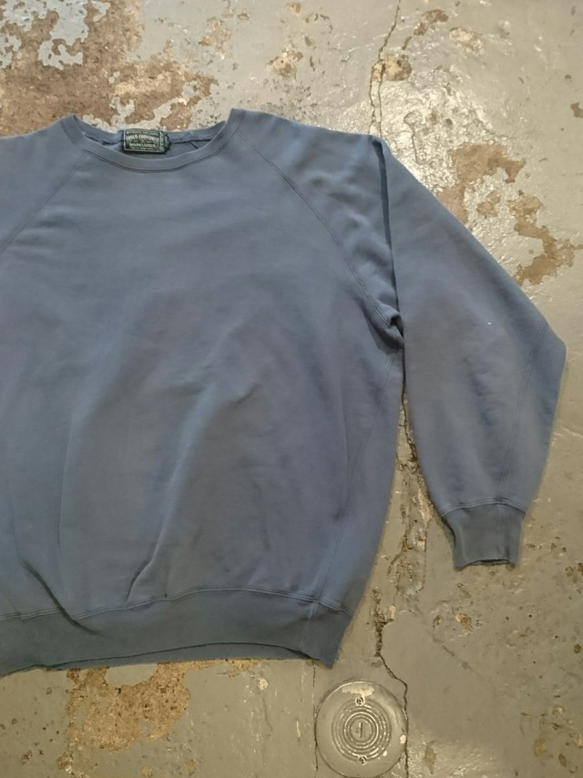 """80s """"POLO COUNTRY"""" SWEAT SHIRTS"""