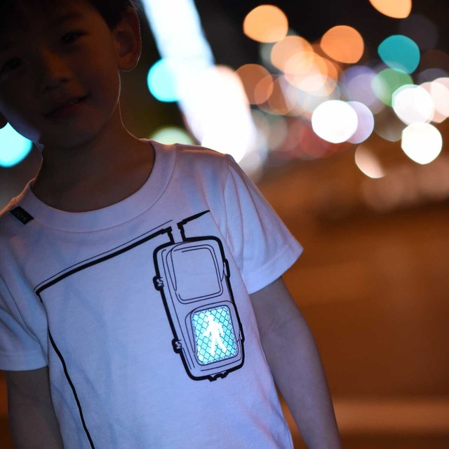 KIDS trafficlight Tシャツ