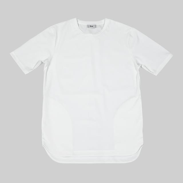 トラベラードレスT / Traveler Dress T #WHITE