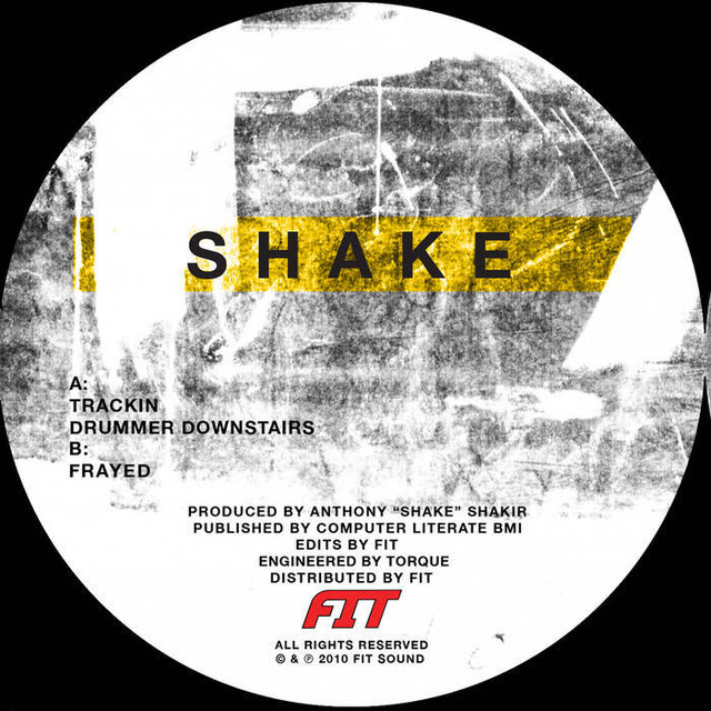 "【ラスト1/12""】Shake - Drummer Downstair"