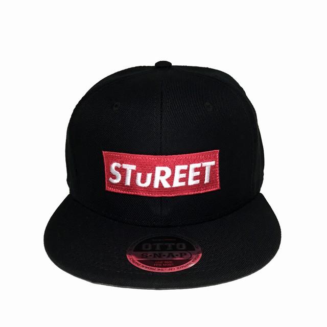 BOXLOGO SNAP BACK CAP