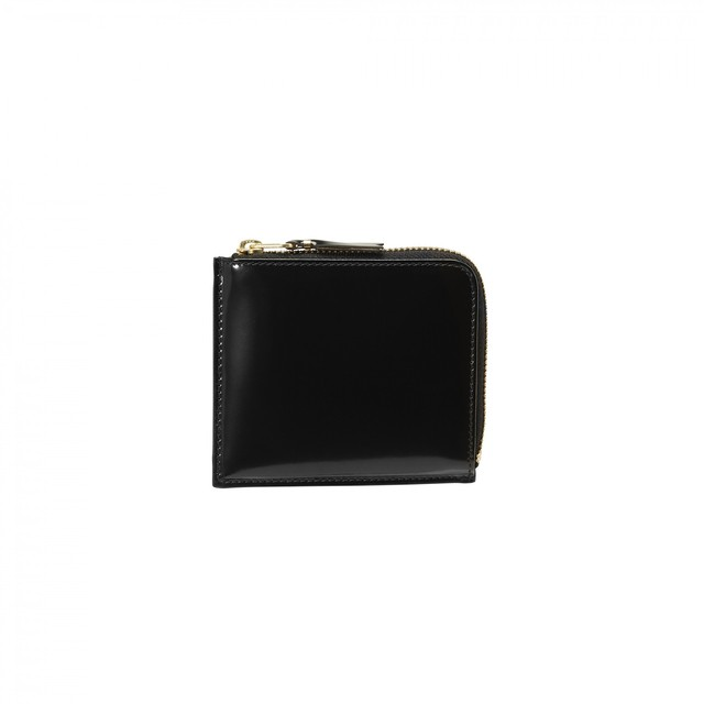 WALLET COMME des GARCONS【ウォレットコムデギャルソン】Mirror Inside Coin Case (Gold)