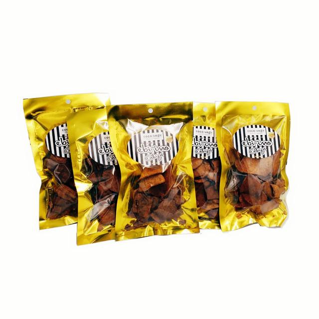 【お得な5袋セット】+1袋 えび芋チップス~黒糖仕込み