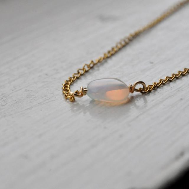 second emme precious opal bracelet