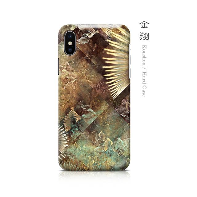 金翔 - 和風 iPhoneケース