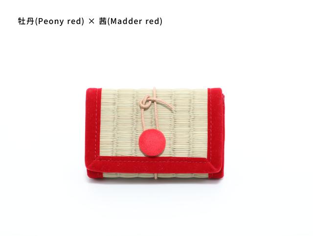 牡丹 / Peony red