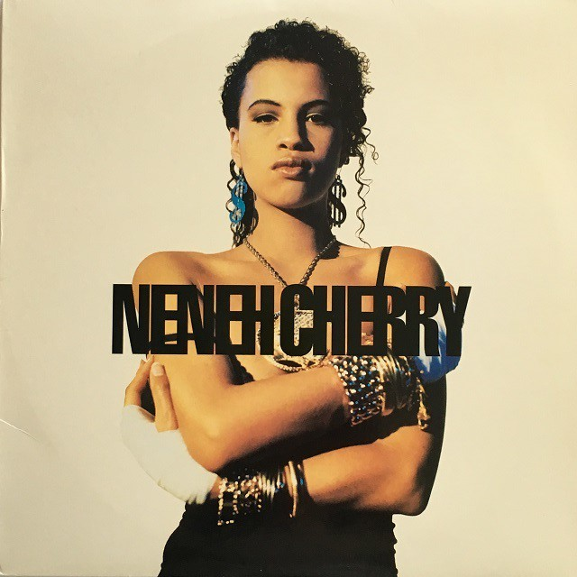 【LP・米盤】Neneh Cherry / RAW LIKE SUSHI