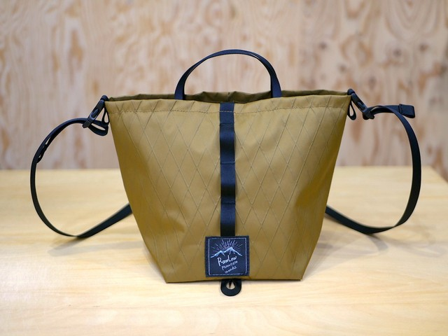 RAWLOW MOUNTAIN WORKS / TABITIBI TOTE(OATMEAL)
