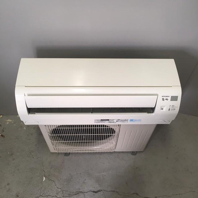 【極美品】MITSUBISHI 三菱 霧ヶ峰 ルームエアコン MSZ-GM224 2014年製 冷房時6~9畳