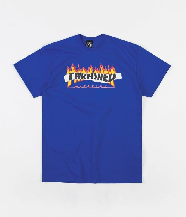 THRASHER RIPPED TEE Tシャツ スラッシャー