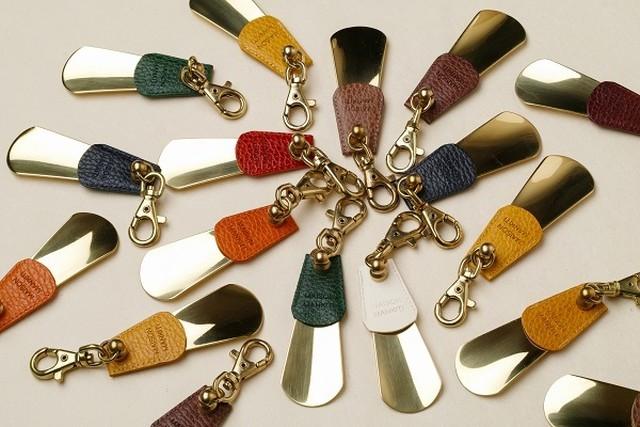 真鍮靴べら SHOE HORN - メイン画像