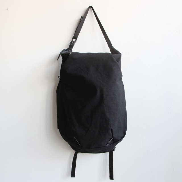 "《MOUNTEN. 2021SS》2way18 ""CORDURA"" / black"
