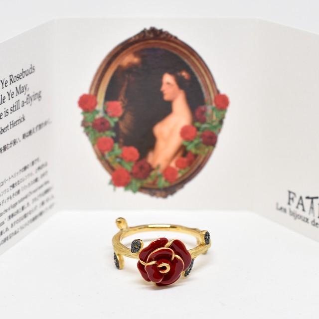 W様専用 オーダー専用ページ:stack ring   Rose skull Ring