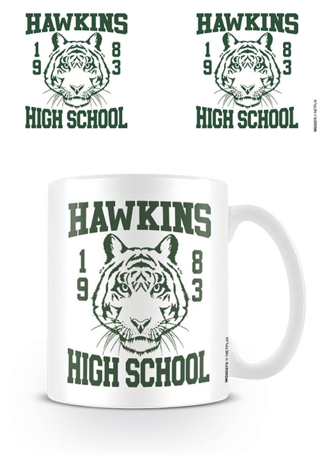 引続きセール主力商品20%OFF!  ストレンジャーシングス Stranger Things (Hawkins High School) マグカップ  PMG25273