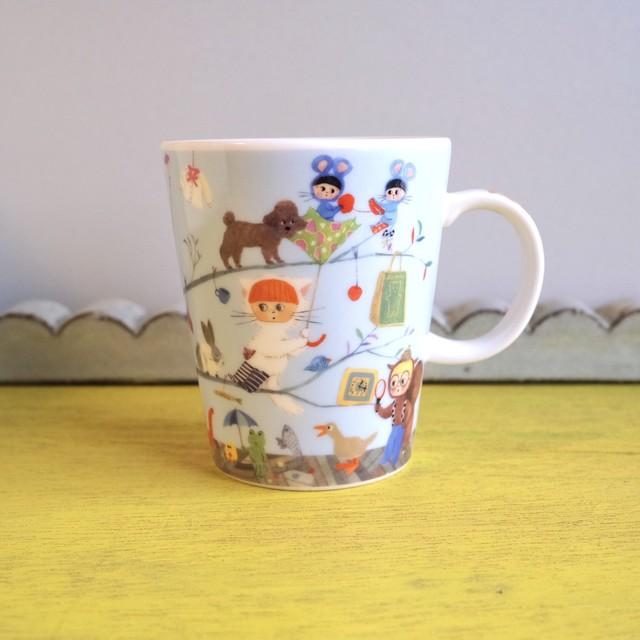 Ecoute! Funny mug no.107