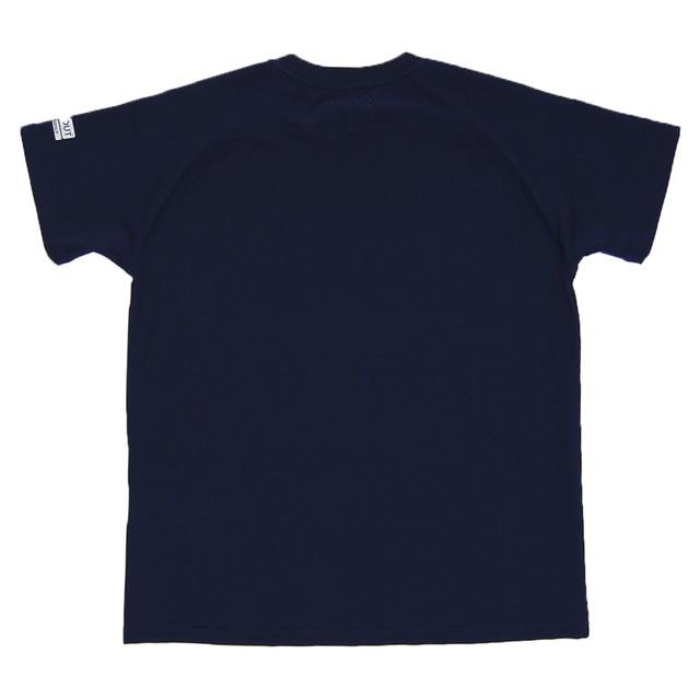 ミストラル メンズ [ HP-DRY 半袖Tシャツ -ミストラル- ] NAVY