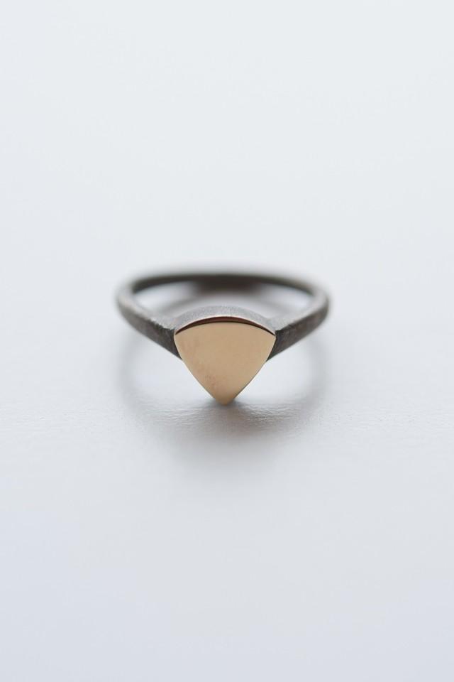 ROOCH 「Signet ring」(扇形)