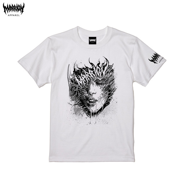 DavidJorquera×MarrionApparel Tee Vol.2 (White×Black)