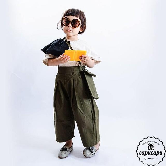 «sold out» dressmonster pocket bag pants