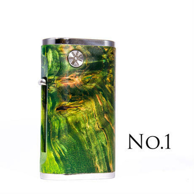 Pumper-18 Squonker Box Mod by asmodus