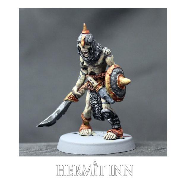ドラウグルの墓守長(剣と盾) - メイン画像