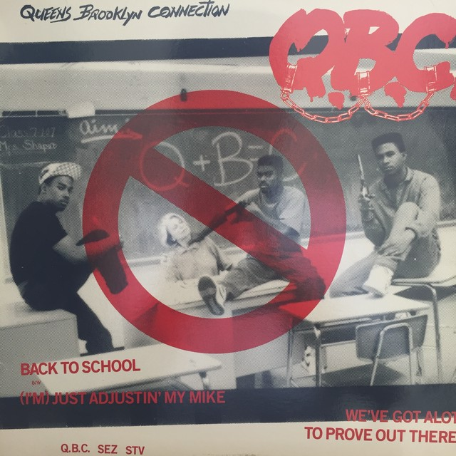 Queens Brooklyn Connection ‎– Back To School