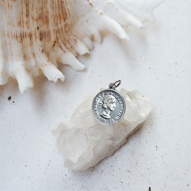 Queen Coin PT《SILVER925》18380316 S2