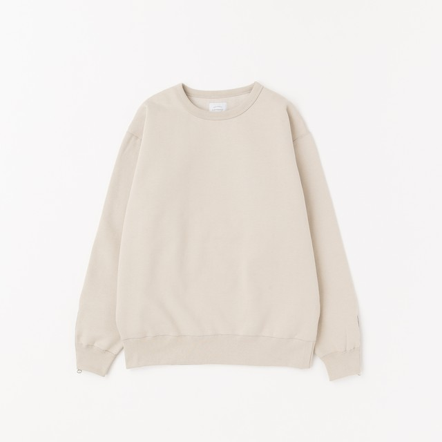 【VICTIM】HEAVY SWEAT(BEIGE)