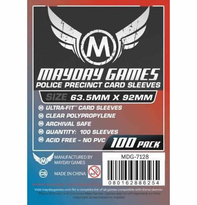 (63.5x92mm) Mayday カードスリーブ  MDG-7128